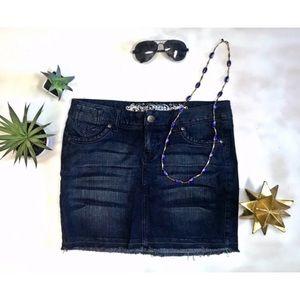 🌿Express Denim Skirt